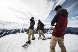 snowboard instructor training