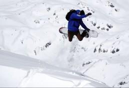 snowboard school in verbier