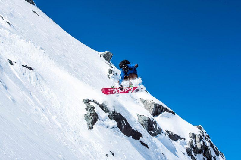 Verbier Snowboard School blog