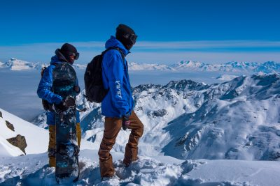 Verbier Backcountry