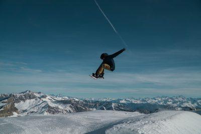 Verbier Snowboard school