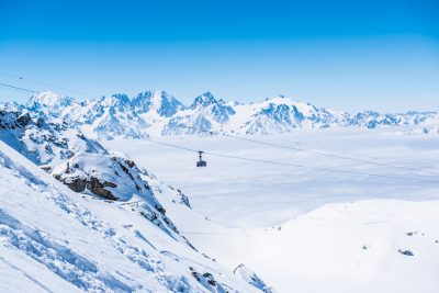 The best terrain in the world for snowboarding