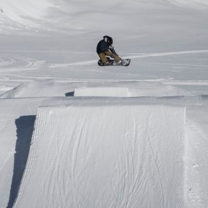 freestyle snowboard lessons verbier