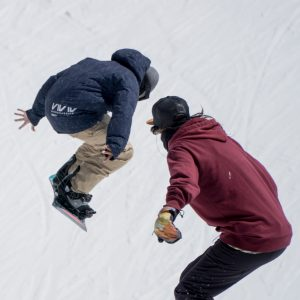 private snowboard lessons verbier