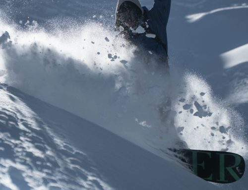 Vivid Snowboarding Season Opening Camp Early December in Verbier