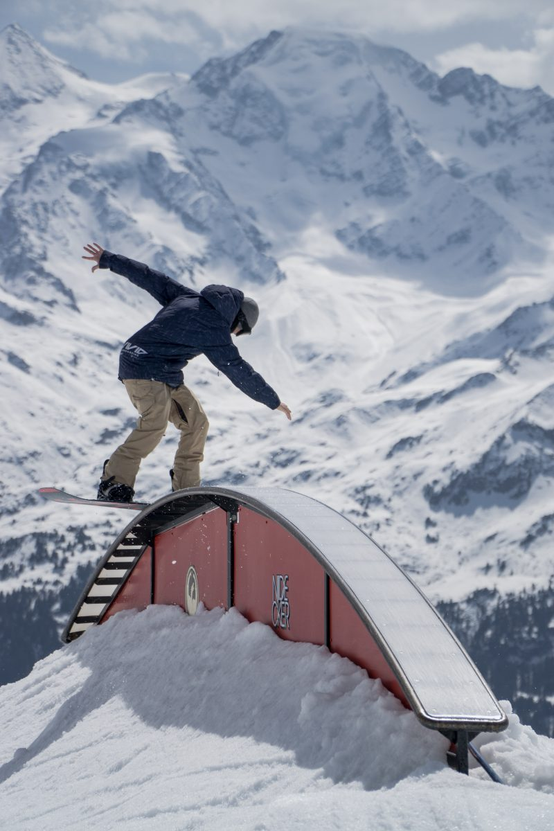 Vivid Snowboarding Freetyle Camps