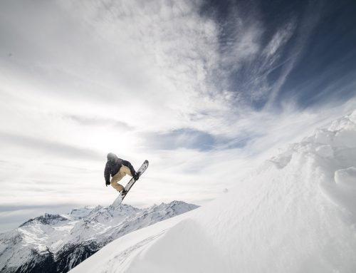 THE VERBIER SNOWBOARD SCHOOL SEASON OPENING CAMP DECEMBER 3rd – 7th 2018