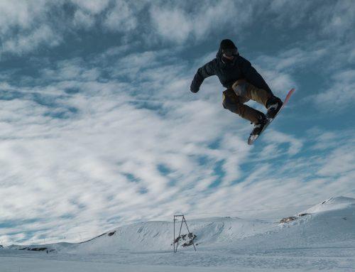 VIVID SNOWBOARDING TRICK TIP : FRONTSIDE 180