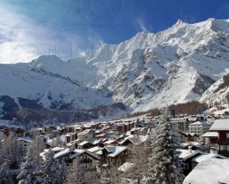 Check out Saas Fee