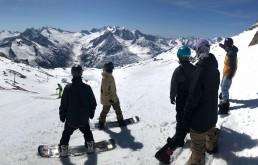 BASI SNOWBOARD EXAM