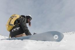 Verbier Snowboard Guide