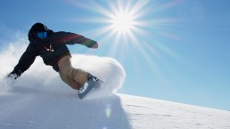 snowboarding lessons in Verbier