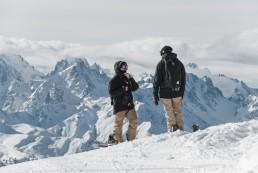 Your Vivid Snowboarding coaches